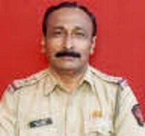 Sr Inspector Prakash Gosavi