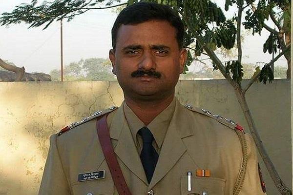 Police Inspector Surendra Shirsat